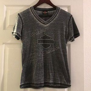 Harley Davidson medium women's T-shirt.